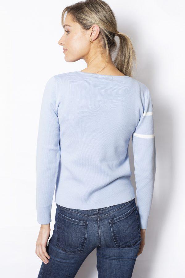 Rectangle-Print-Jumper-back-blue