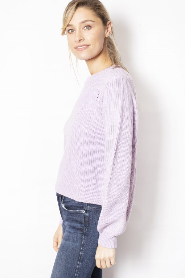 Detailed-knit-with-flared-sleeves-purple-side