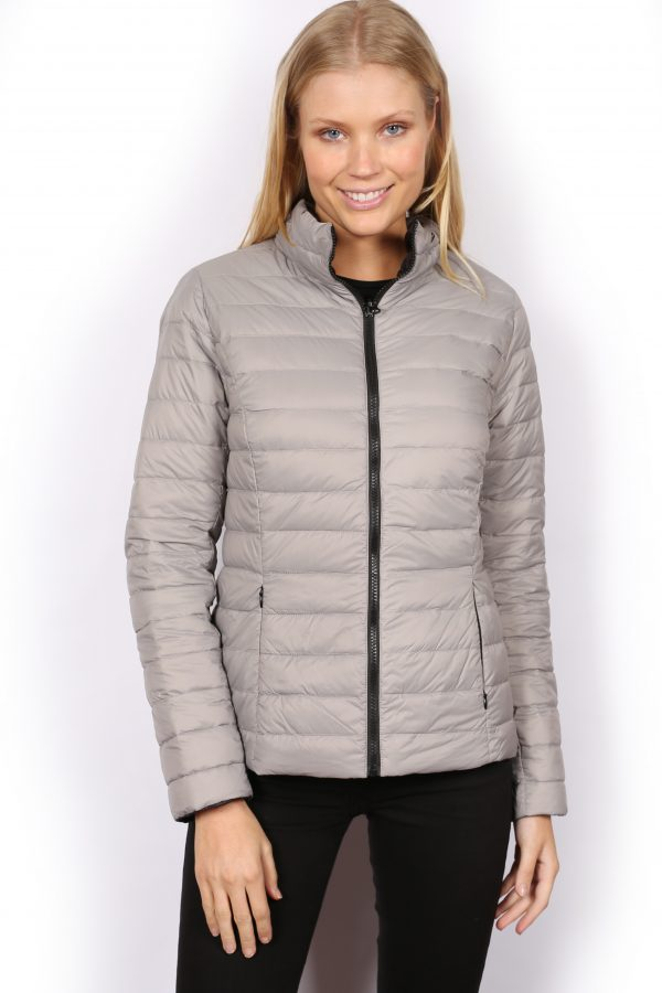 Reversible-Down-short-Jacket-silver-front